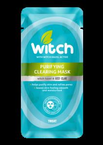 Poore puhastav 15 min mask Witch punase saviga