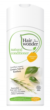 Hairwonder naturaalne palsam värvitud juustele