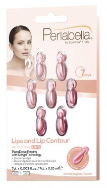 Seerumipärlid huultele ja huulekontuurile 7tk