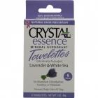 Crystal Essence deodorandilapid, lavendel ja valge tee