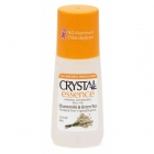 Crystal Essence deodorant, kummel ja roheline tee, roll-on