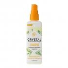 Crystal Essence deodorant, kummel ja roheline tee, pihustiga