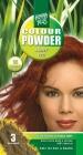 Hennaplus 100% looduslik püsivärvipulber, Superpunane 55