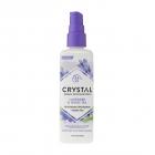 Crystal deodorant, lavendel ja valge tee, pihustiga