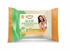 Päevitusjärgsed värskendavad puhastuslapid (Aloe vera ˗ 20%)